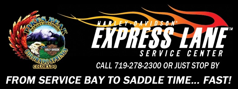 Express Lane Service Center Ad